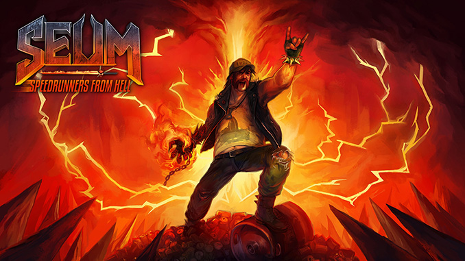 SEUM: Speedrunners from Hell Free Full Game Download