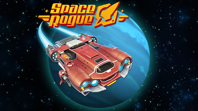 Space Rogue Full Download