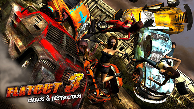 Flatout 3: Chaos & Destruction Full Download