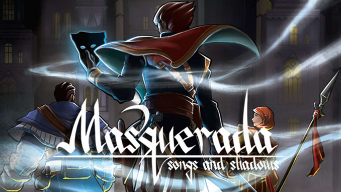 Masquerada Songs and Shadows Free Game Download
