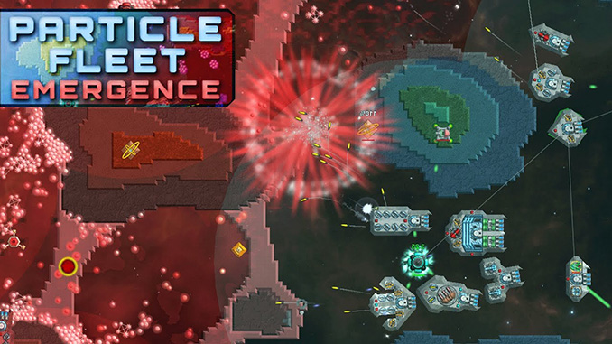Particle Fleet Emergence Free Game Full Download
