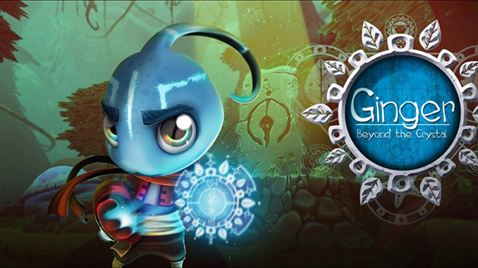 Ginger: Beyond the Crystal Free Game Full Download