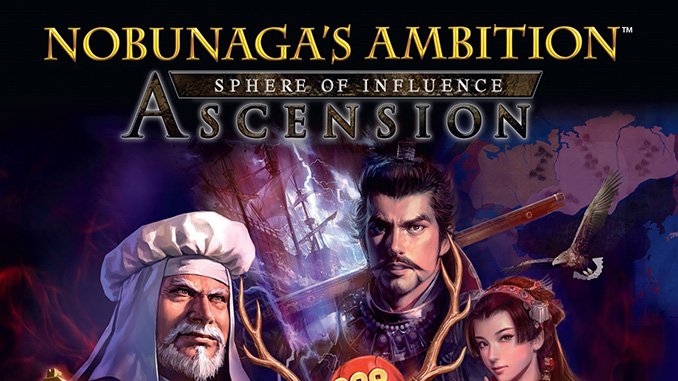 Nobunaga's Ambition: Sphere of Influence - Ascension Full Download