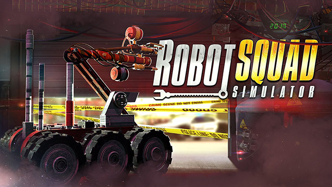 Robot Squad Simulator 2017 Free Game Download