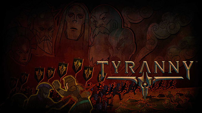 Tyranny Free Full Game Download