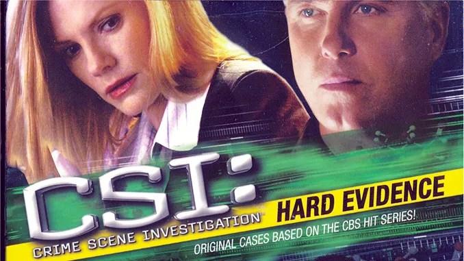 CSI: Hard Evidence Free Game Full Download