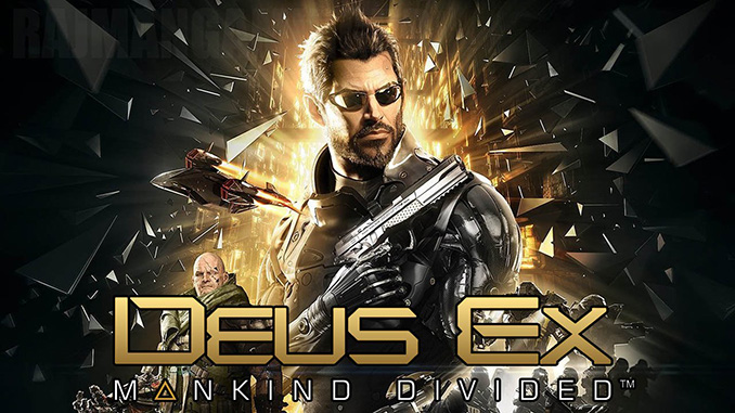 Deus Ex: Mankind Divided Free Full Game Download