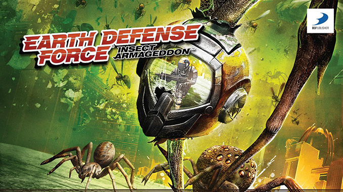Earth Defense Force: Insect Armageddon Free Game Download