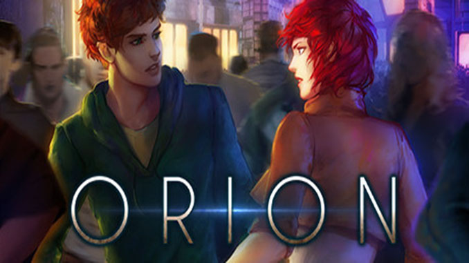 Orion: A Sci-Fi Visual Novel Full Free Game Download