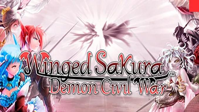 Winged Sakura: Demon Civil War Free Game Download