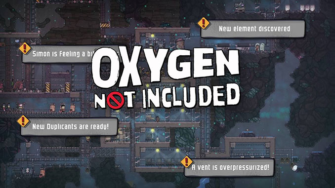 Oxygen Not Included Free Game Download Full