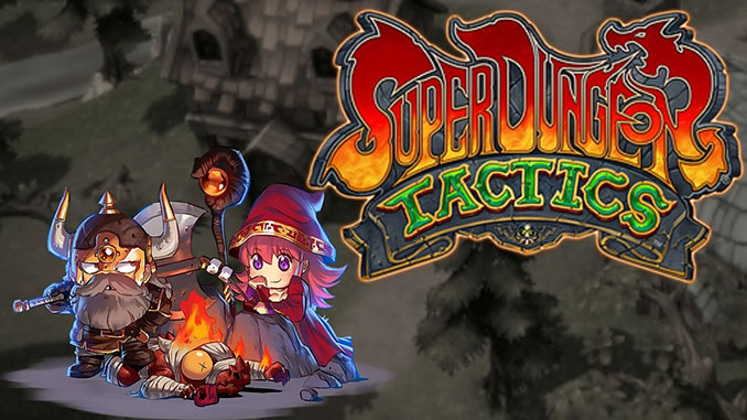 Super Dungeon Tactics Free Game Full Download