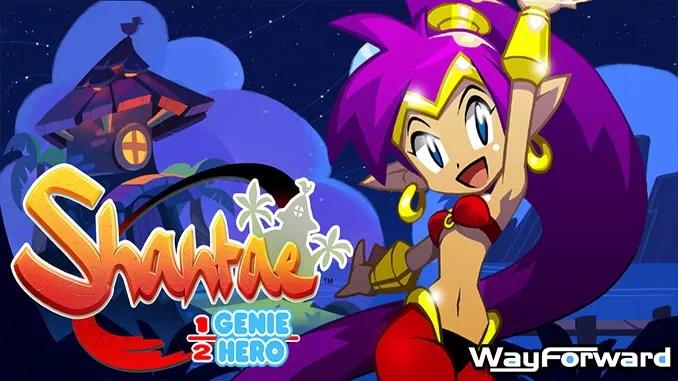 Shantae: Half-Genie Hero Full Free Game Download