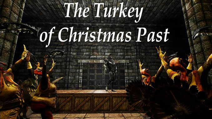 The Turkey of Christmas Past Free Game Full Download