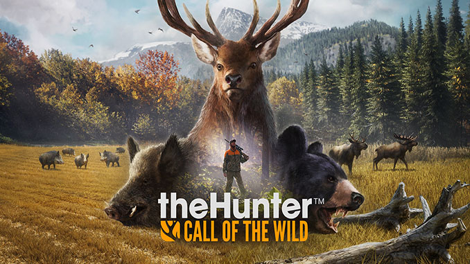 theHunter: Call of the Wild Free Game Download Full