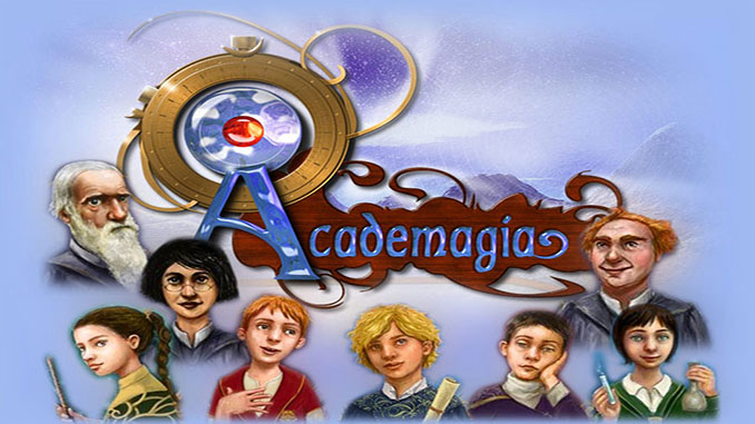 Academagia: The Making of Mages Full Download