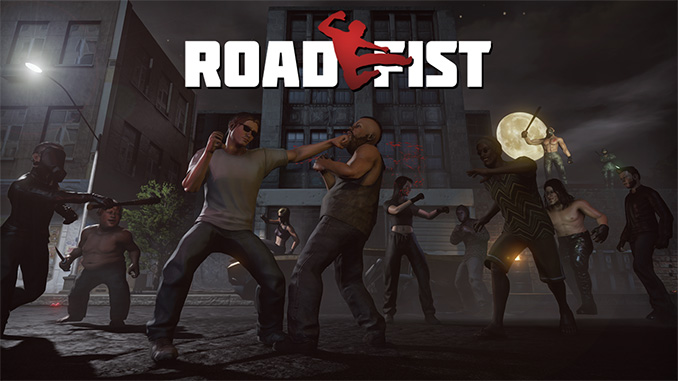 Road Fist Free Game Full Download