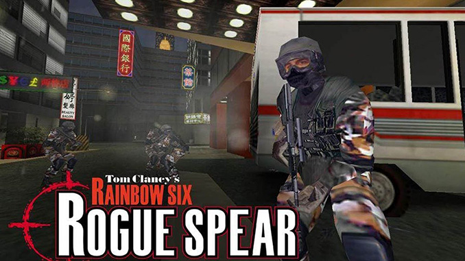 Tom Clancy's Rainbow Six: Rogue Spear Collection Free Game Download