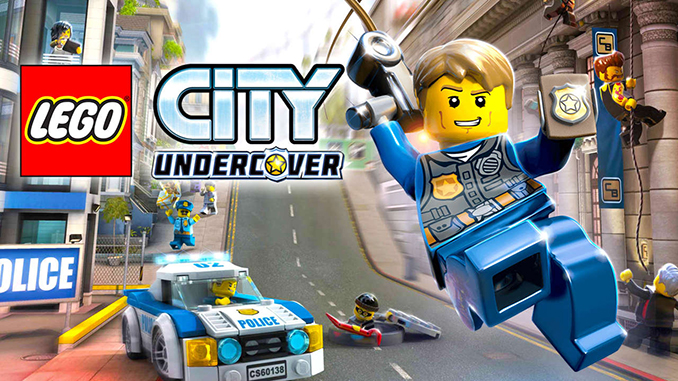 Lego City Undercover Full Game Free Download