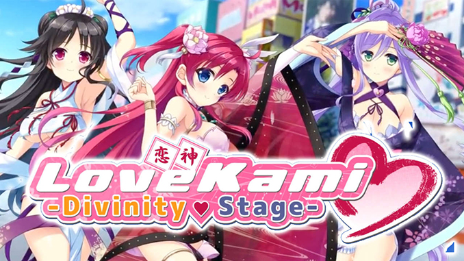 LoveKami -Divinity Stage- Free Game Full Download