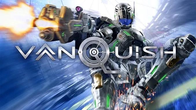 Vanquish Free Game Full Download