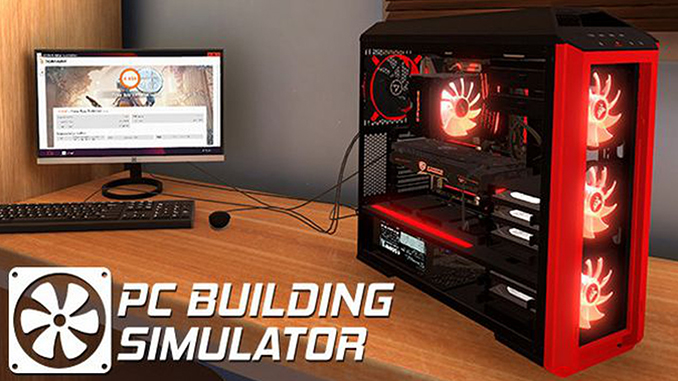 PC Building Simulator Free Game Download Full
