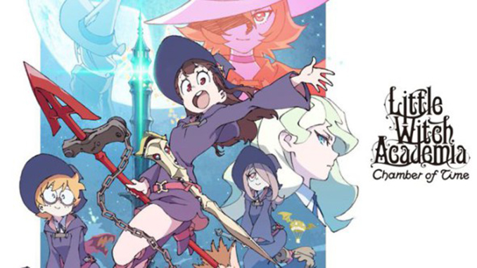 Little Witch Academia: Chamber of Time Free Game Full Download