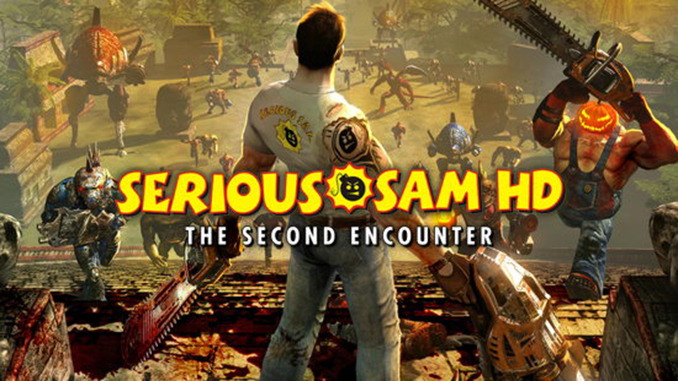 Serious Sam HD: The Second Encounter Free Game Download