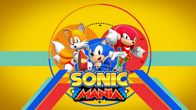 Sonic Mania Free Game Full Download