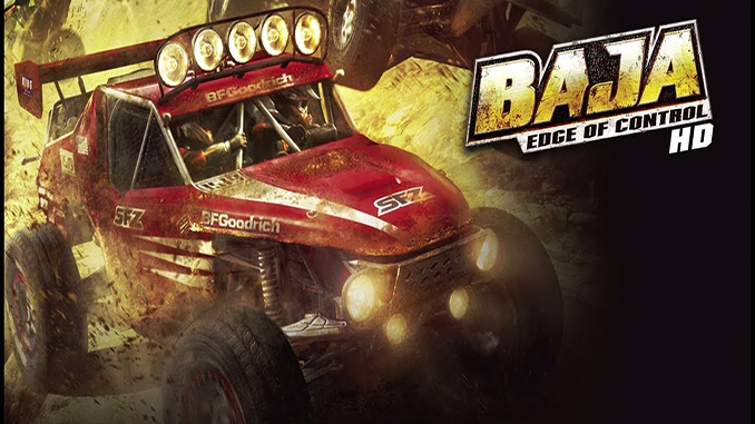 BAJA: Edge of Control HD Free Game Full Download
