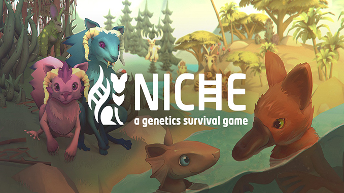 Niche - a genetics survival game Free Game Download Full
