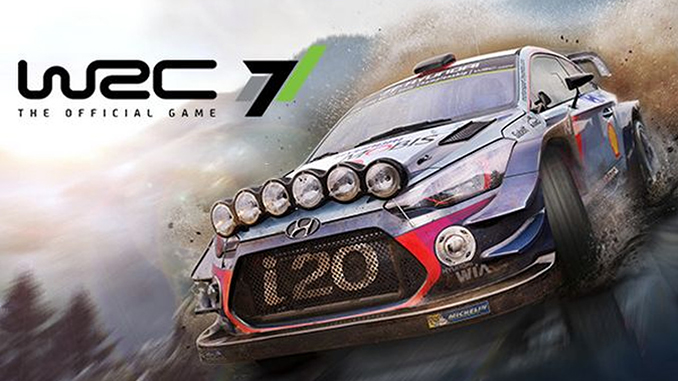 WRC 7 Free Game Download Full