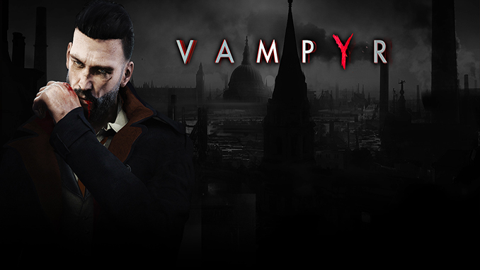 Vampyr Full Free Game Download