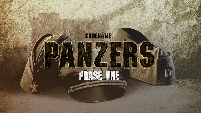 Codename: Panzers - Phase One Free Full Game Download