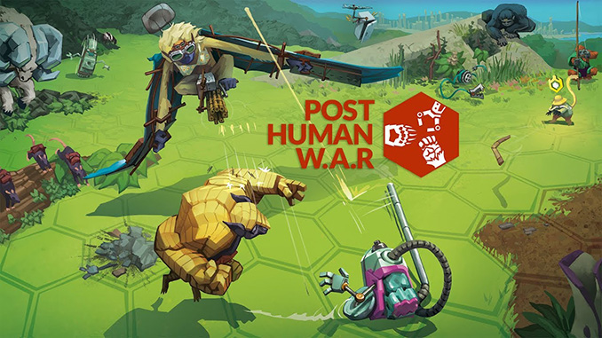 Post Human W.A.R Free Game Full Download