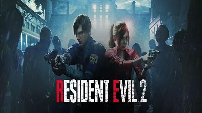Resident Evil 2 (2019) Free Game Download Full
