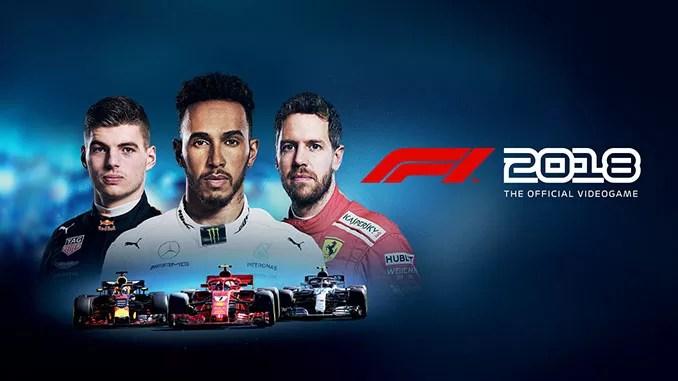 F1 2018 Free Game Download Full