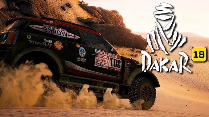 Dakar 18 Free Game Download Full