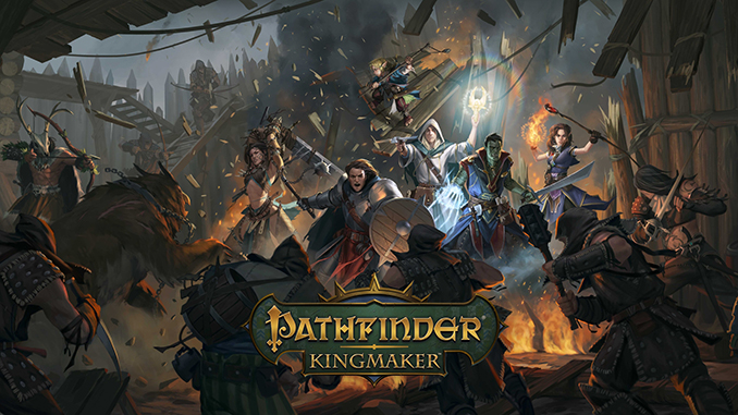 Pathfinder: Kingmaker Free Game Full Download