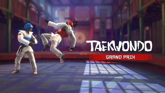 Taekwondo Grand Prix Free Full Game Download
