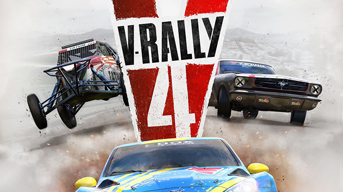 V-Rally 4 Free Game Full Download