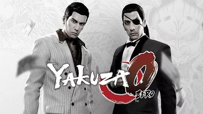 Yakuza 0 Free Game Download Full