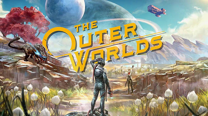 The Outer World Free Game Full Download