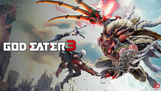 God Eater 3 Free Game Full Download