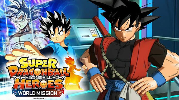 Super Dragon Ball Heroes: World Mission Free Game Download Full