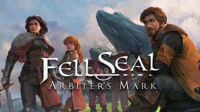 Fell Seal: Arbiter's Mark Free Game Full Download