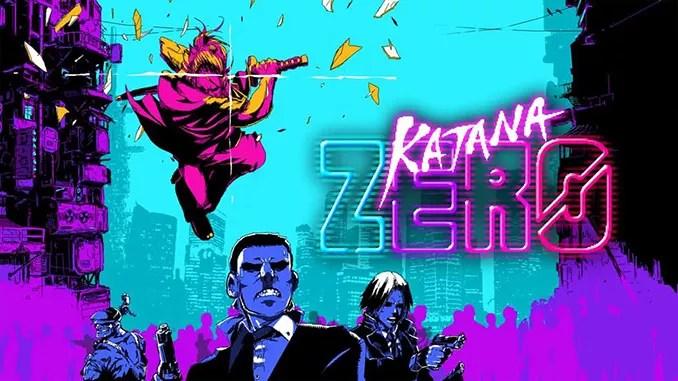 Katana ZERO Full Free Game Download