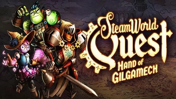SteamWorld Quest: Hand of Gilgamech Free Full Download