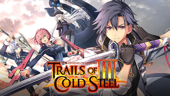 The Legend of Heroes: Trails of Cold Steel III Free Full Game Download