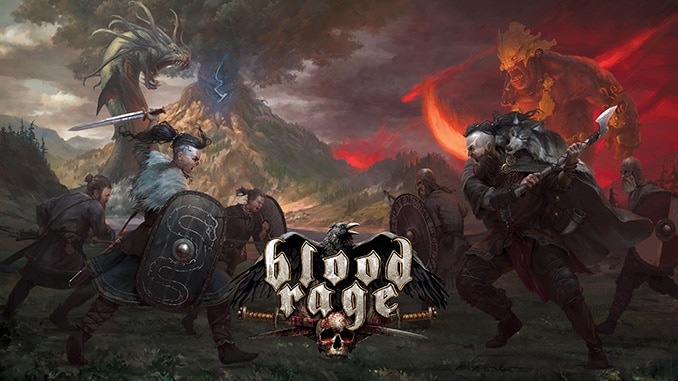 Blood Rage: Digital Edition Free Game Download Full